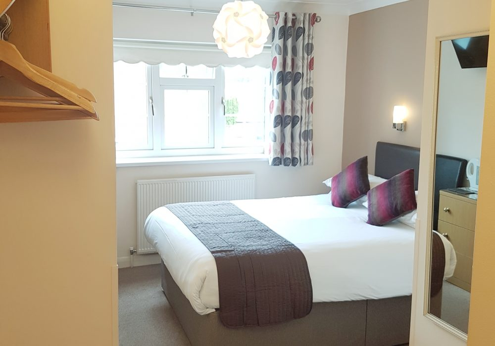 Ensuite double room at first floor